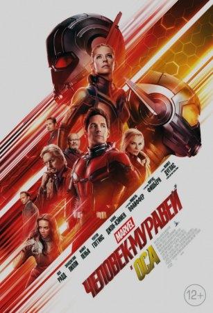 Скачать фильм Человек-муравей и Оса (2018) бесплатно в отличном качестве